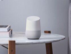 Harga dan Spesifikasi Google Home WiFi Smart Speaker Home Assistant