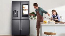 kekurangan kelebihan harga dan spesifikasi smart kulkas samsung family hub 2.0 refrigerator