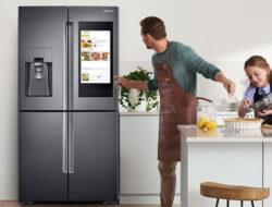 Harga dan Spesifikasi Smart Kulkas Samsung Family Hub 2.0 Refrigerator