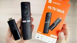 kekurangan kelebihan harga dan spesifikasi xiaomi mi tv stick android 9.0 smart remote
