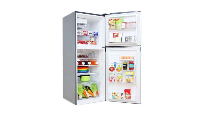 kekurangan kelebihan harga dan spesifikasi kulkas electrolux etb2102mg 2 pintu
