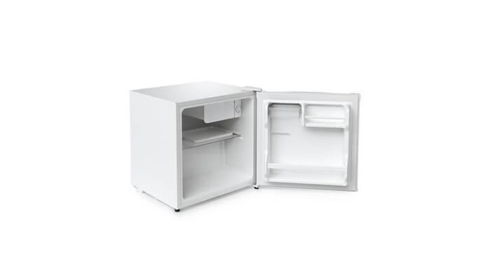 kekurangan kelebihan harga dan spesifikasi kulkas midea hs-65l mini portable 1 pintu