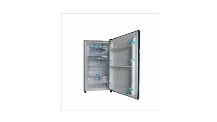 kekurangan kelebihan harga dan spesifikasi kulkas polytron prb-159b/r 1 pintu