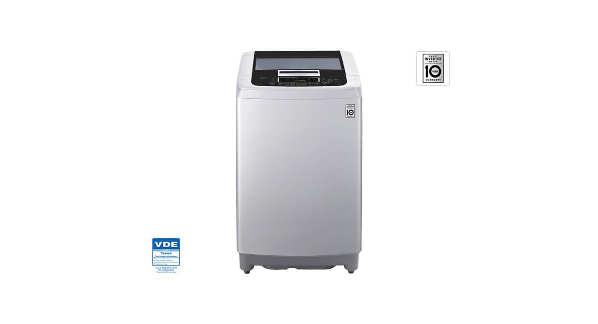 kekurangan kelebihan harga dan spesifikasi mesin cuci lg t2107vspm1 smart inverter 1 tabung