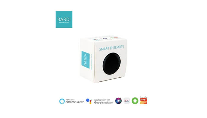 kekurangan kelebihan harga dan spesifikasi bardi smart universal ir remote 10m wifi bluetooth